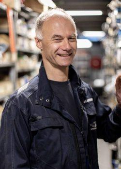Jan K Sørensen Sydjysk Lastvognsservice
