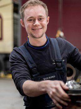 Mads S Kristensen Sydjysk Lastvognsservice