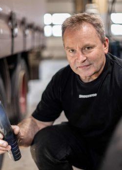 Kontakt Martin Johannessen Sydjysk Lastvognsservice Sydjysk Dækservice Find os her