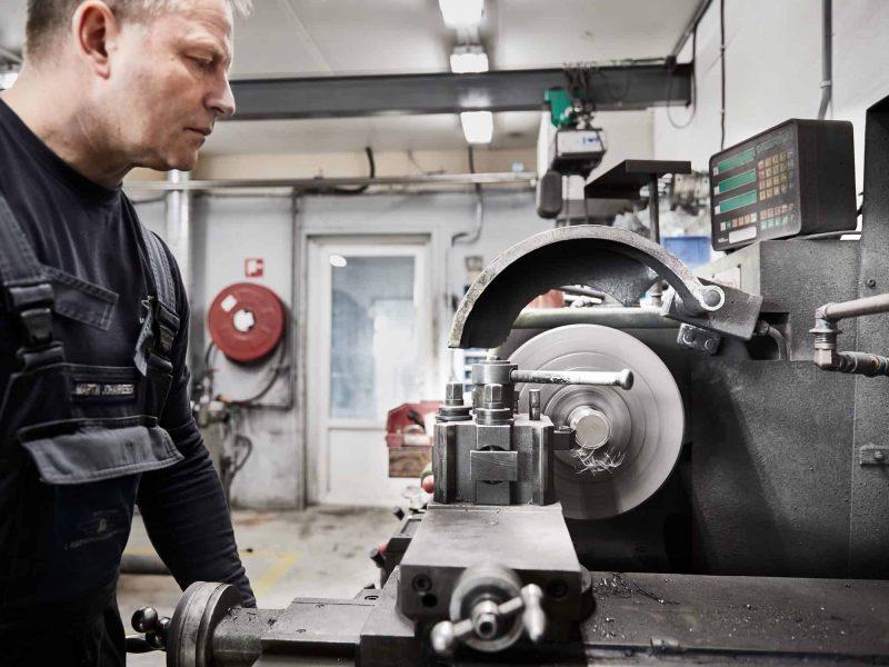 Autoriseret værksted Sydjysk Lastvognsservice Reparation Service Syn